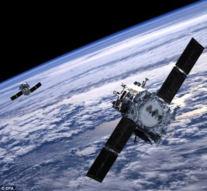 nasa satellite images